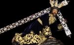 El Señor portará la Cruz de Carey hasta Lunes de Pascua por 50 aniversario