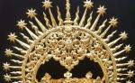 Restaurada la corona de camarín de la Santísima Virgen